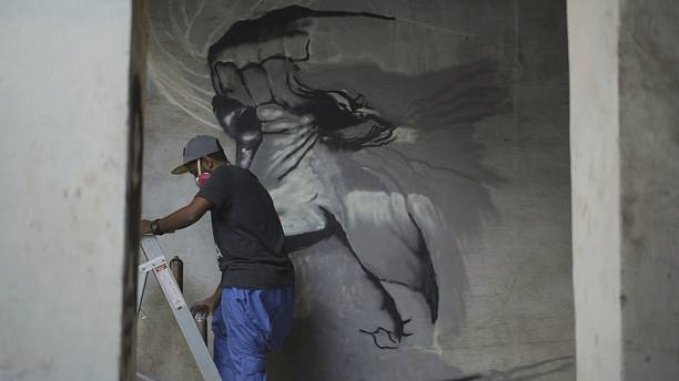 Saudi street art celebrations take over Jeddah