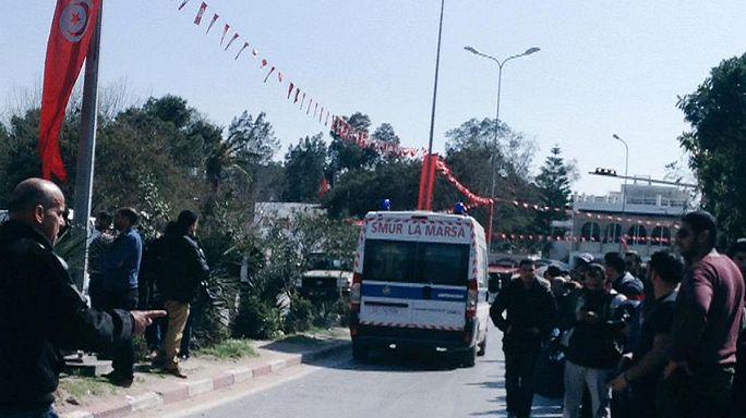 Tunus'ta meclisin olduğu yerleşkeye saldırı: En az 11 ölü