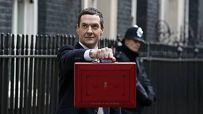 George Osborne unveils UK pre-election budget