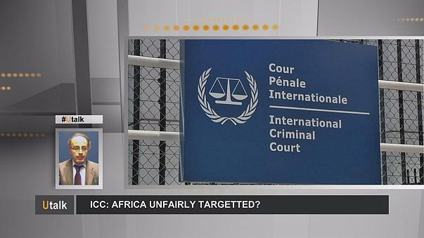 Why has the International Criminal Court taken so many cases in Africa?