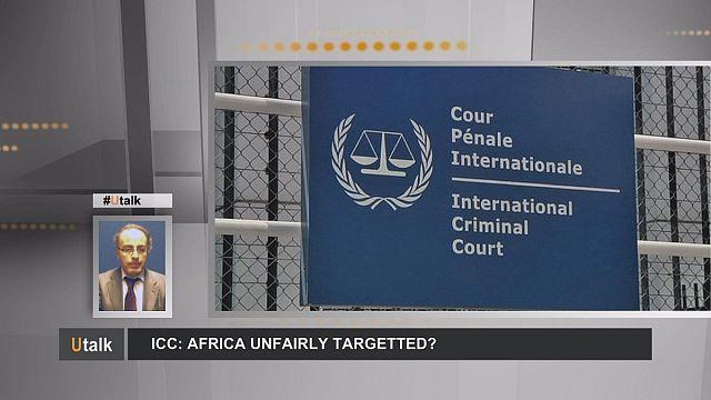 Международный уголовный суд не может заняться Сирией