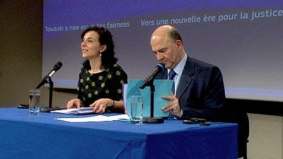 EU unveils tax transparency plans