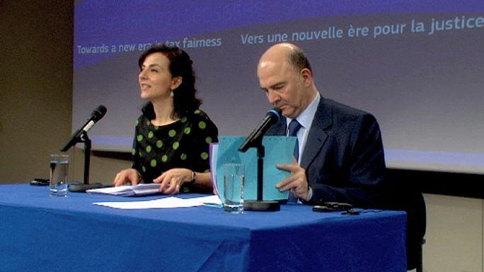 Nagyobb átláthatósággal küzdene az EU az adóelkerülés ellen