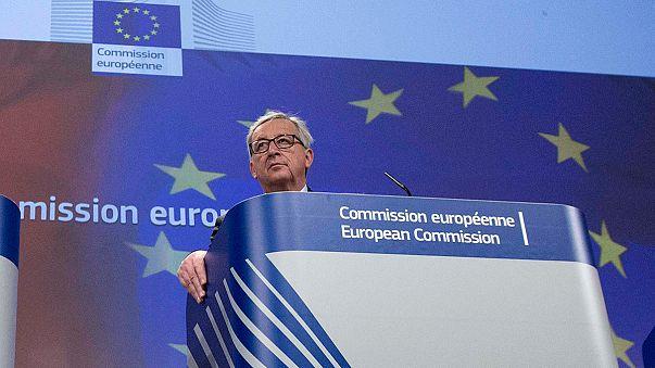 """Juncker :""""Sono preoccupato per gli scarsi progressi nei negoziati con la Grecia"""""""