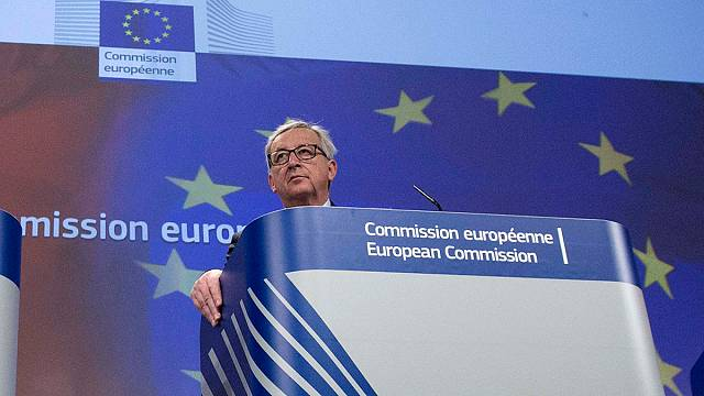 В повестку дня саммита ЕС ворвалась Греция