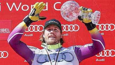 Kjetil Jansrud certifica su doblete en la Copa del Mundo de Esquí Alpino