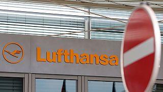 اضراب طيارين في لوفتهانزا