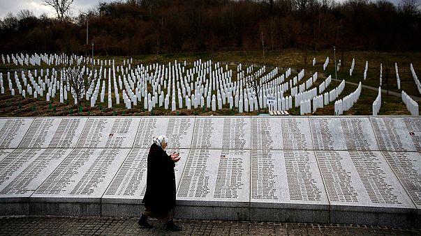 Srebrenica Katliamı'na katılan 8 kişi tuutklandı