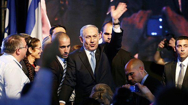 بعد الفوز بالانتخابات على بنيامين نتنياهو اختيار طبيعة الحكومة الإسرائيلية الجديدة