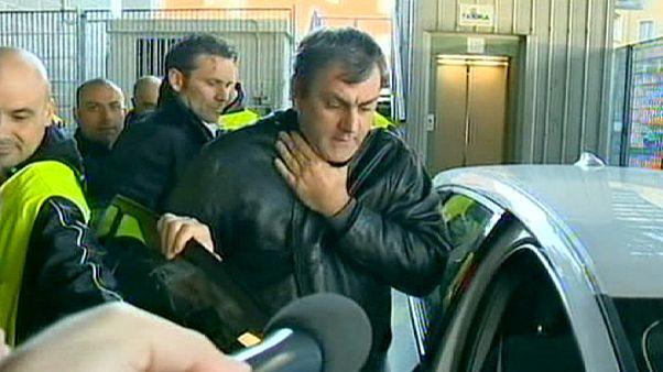 Parma Başkanı Manenti gözaltında