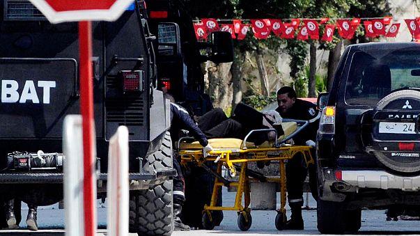 Touristen bei Angriff auf tunesisches Nationalmuseum getötet