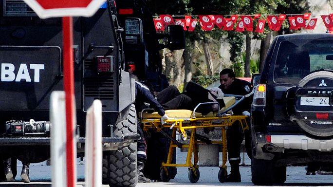 Tunus'ta kanlı saldırının bilançosu yükseliyor