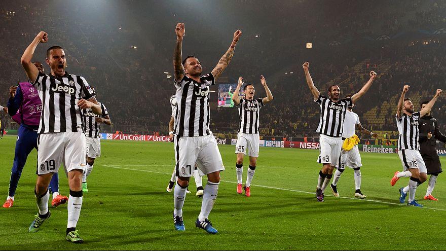 Barcelona y Juventus no fallan y se clasifican para cuartos de la Champions