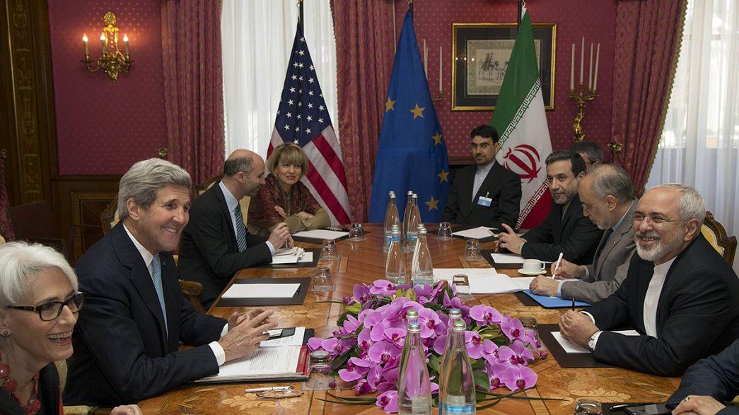Clima de pessimismo em Lausanne acerca do nuclear iraniano