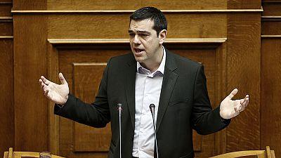 Greek parliament passes poverty bill