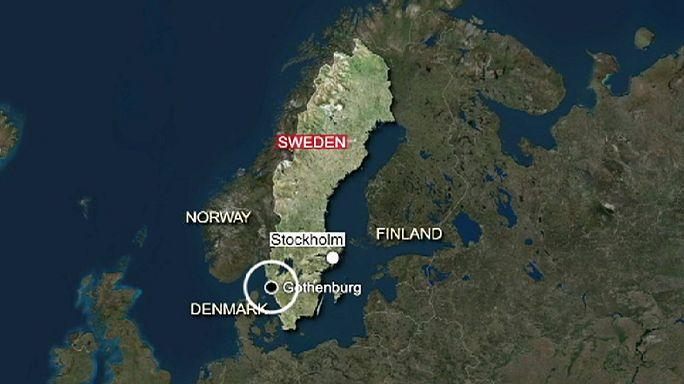 Lövöldözés és halottak egy svéd étteremben