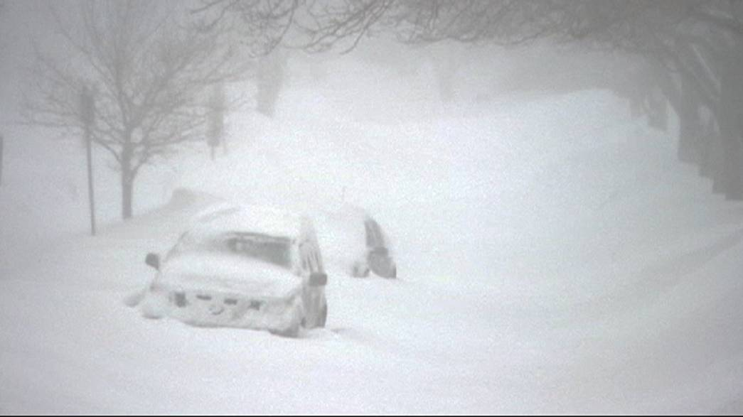 Canada shivers in yet more wintry storms