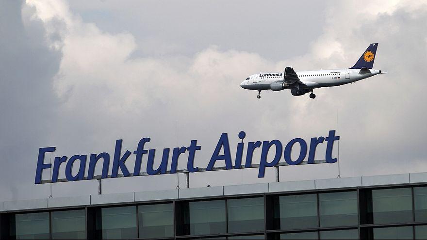 Second jour de grève des pilotes de Lufthansa