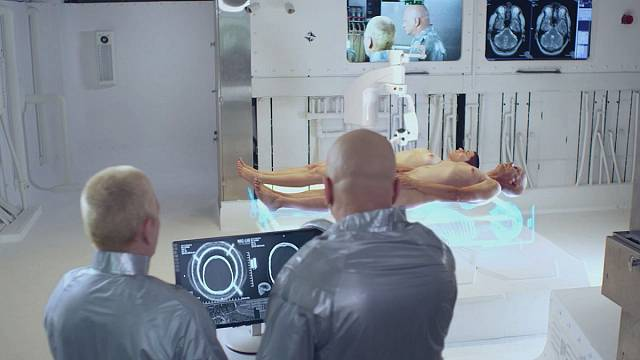 Omega 3: kubai sci-fi