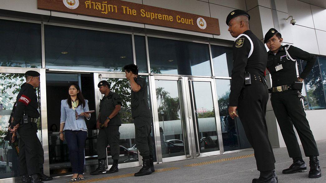 Thailand: Ex-Regierungschefin Shinawatra muss vor Gericht