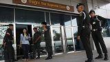 Bíróság elé áll a volt thaiföldi kormányfő