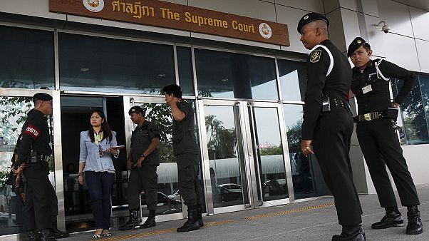 Tayland'ın eski başbakanı hakim karşısına çıkacak