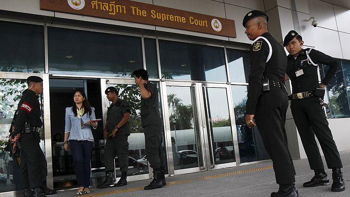 تايلاندا: المحكمة العليا تنظر في قضية جنائية ضد رئيسة الحكومة السابقة شيناواترا