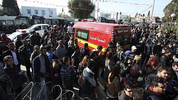Dos tunecidos identificados como los autores del atentado de Túnez