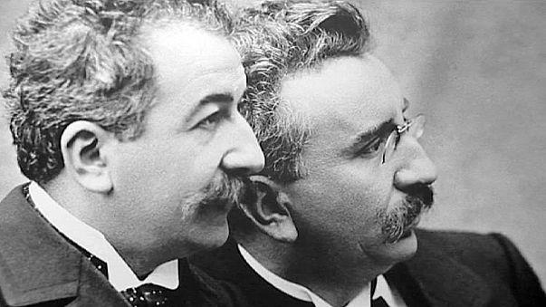 120 лет назад братья Люмьер сняли свой первый фильм