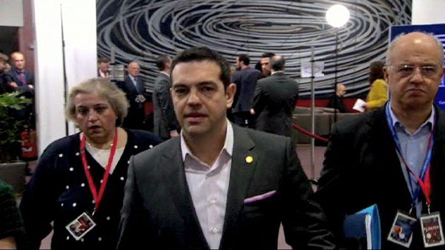 La cumbre sobre Grecia roba protagonismo al Consejo Europeo