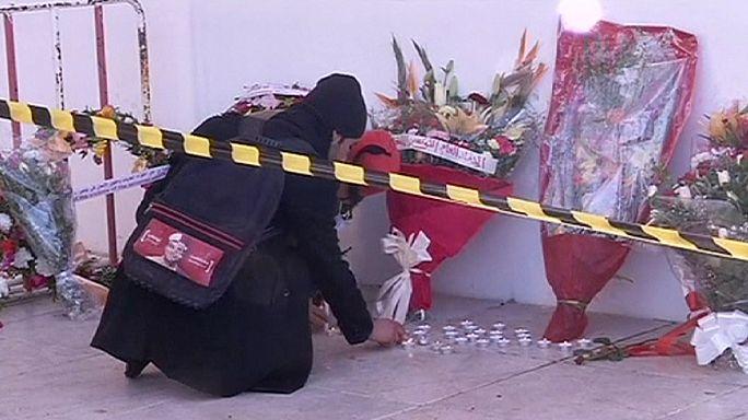 Tunus teröre karşı birleşti