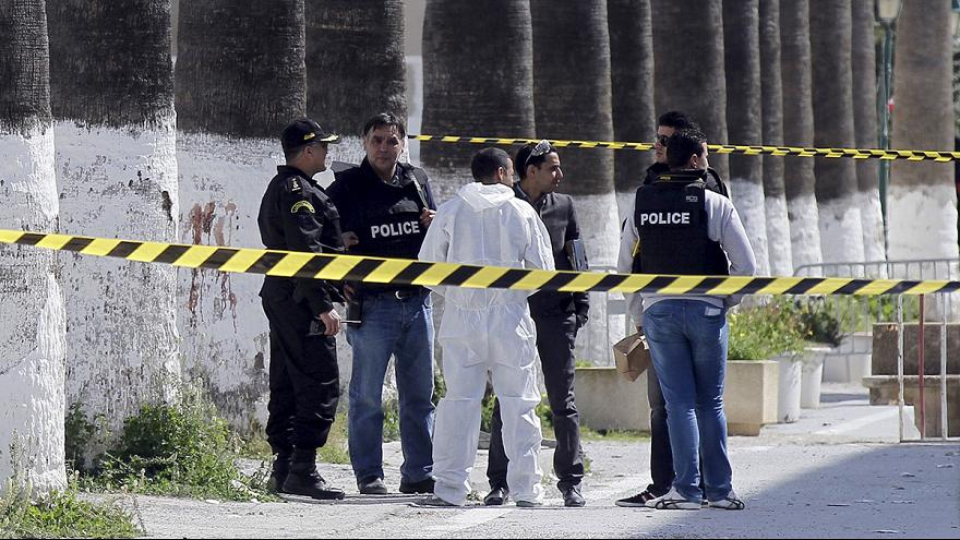Nine arrested over Tunis museum attack, as security is boosted