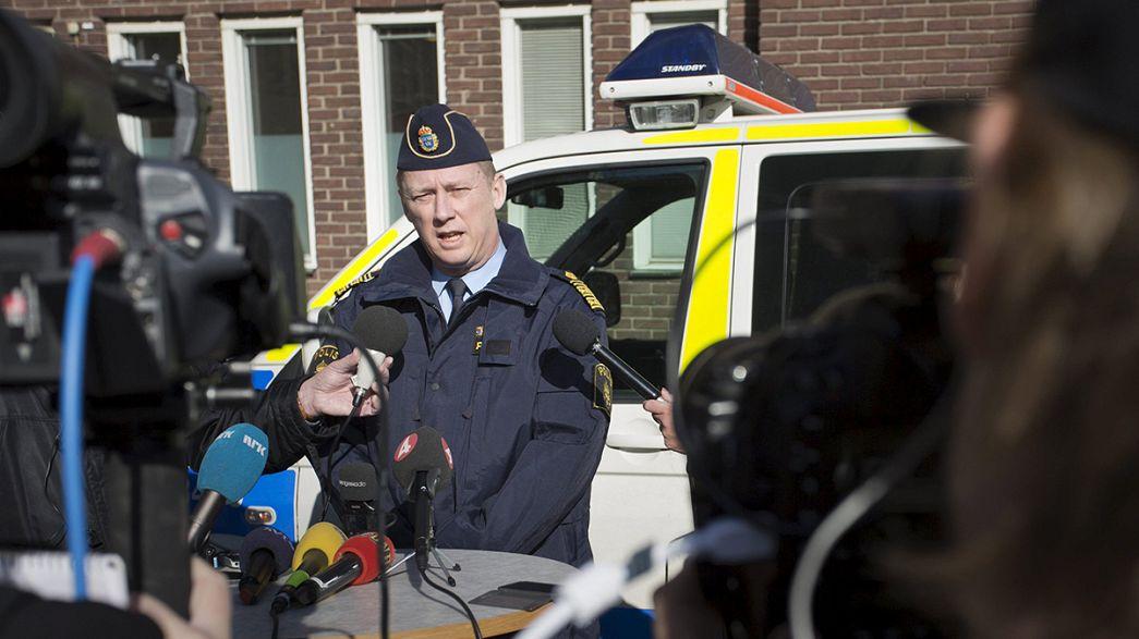 Dos muertos y una docena de heridos en un tiroteo en un restaurante sueco