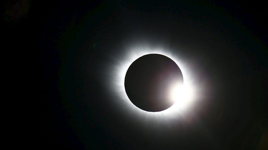 Vea en directo el eclipse de Sol