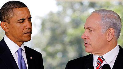 Obama amenaza a Netanyahu con retirar su apoyo a Israel en la ONU