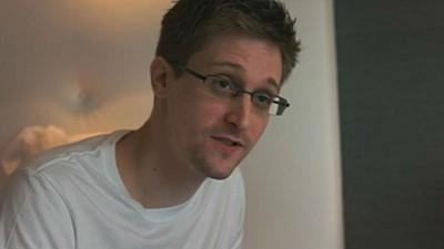 Oscar-winning doc 'Citizenfour' chronicles Edward Snowden's