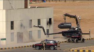 Arábia Saudita em manobras militares perto da fronteira do Iraque