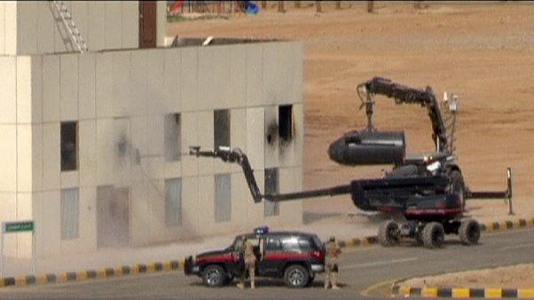 Саудовская Аравия проводит учения на иракской границе