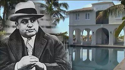 Al Capone Miami Beach mansion restored for video sets