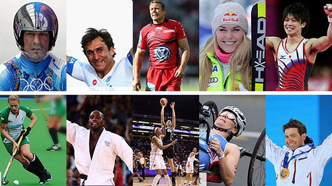 SportAccord Awards : choisissez les meilleurs sportifs !