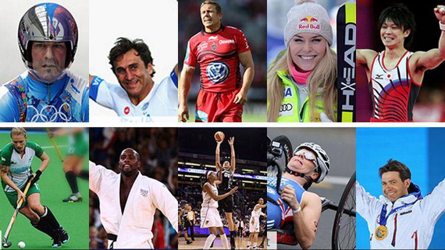 SportAccord Awards : choisissez les meilleurs sportifs!