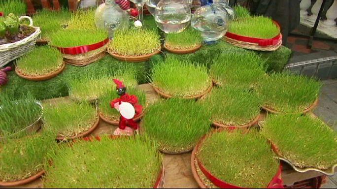 الإيرانيون يحتفلون بالنيروز في لندن