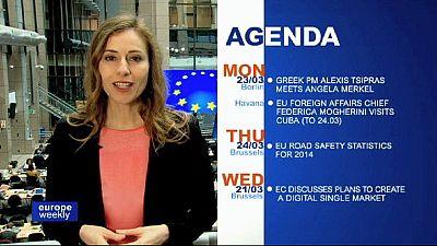 Cumbre europea con todas las miradas puestas en Grecia