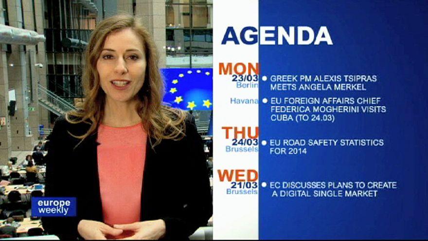 Europe Weekly: Grécia domina Cimeira Europeia