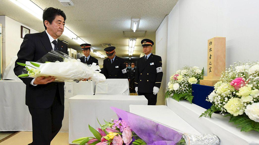 Gedenken an Giftgasanschlag in Tokioter U-Bahn vor zwanzig Jahren