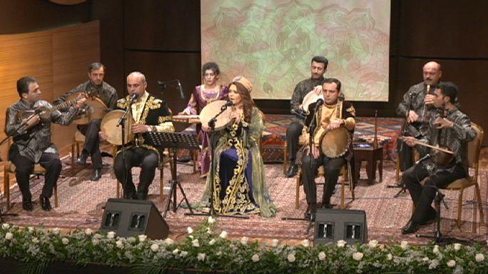 4. Muğam Alemi Bakü'de musiki severleri mest etti