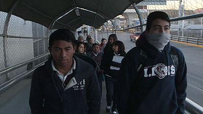 Cruzando fronteras