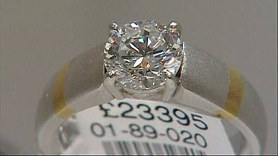New shine to global diamond sales