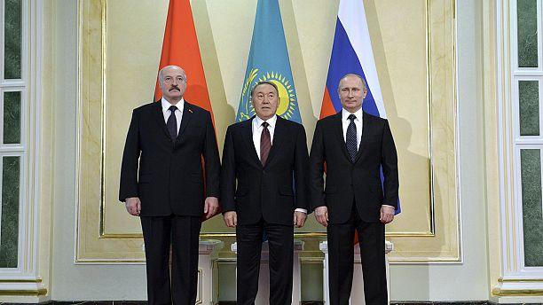 Putin in Kazakhstan for talks