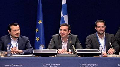 EU offers 'unspent' aid to Greece in return for reform